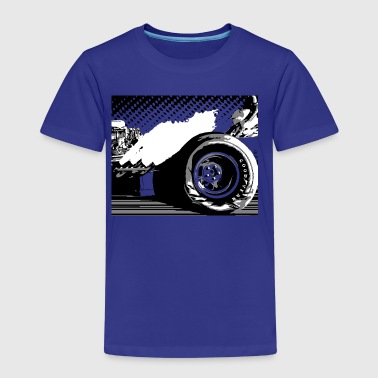 dragster Vollgas - Kinder Premium T-Shirt