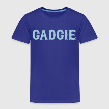 Gadgie, Newcastle Dialect - Kids' Premium T-Shirt