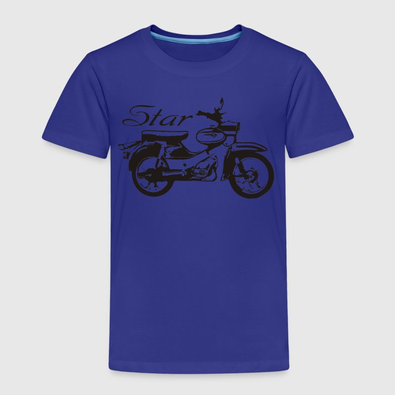 Moped Star - Kinder Premium T-Shirt