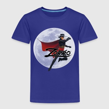 Zorro The Chronicles At Full Moon - Kids' Premium T-Shirt
