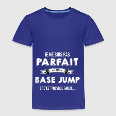 base jump - T-shirt Premium Enfant