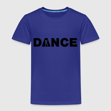 DANCE - Statement für Tänzerinnen - Kinder Premium T-Shirt
