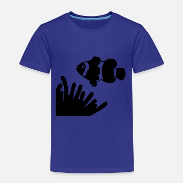Poisson Clown poissons clowns - T-shirt Premium Enfant