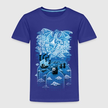 Dragon Cloud Concert - Kids' Premium T-Shirt