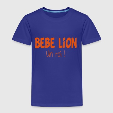 Bebe lion - Kids' Premium T-Shirt