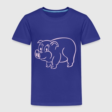Lucky Pig - Kids' Premium T-Shirt