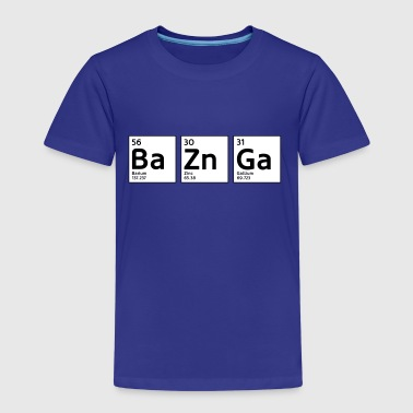 BaZnGa - Big Bang - Kinder Premium T-Shirt