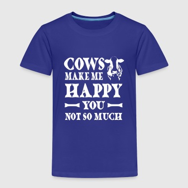 Cows make me happy You not so much - Kids' Premium T-Shirt