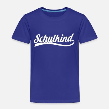 Schulkind-kind Schulkind Swoop - Kinder Premium T-Shirt