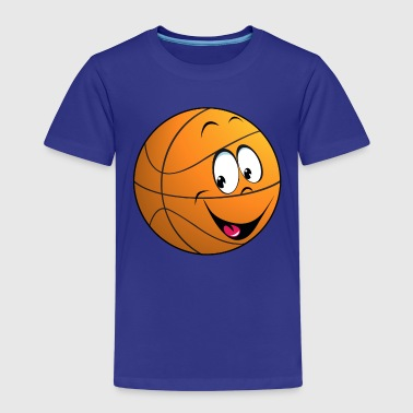 ballon basket enfant - T-shirt Premium Enfant
