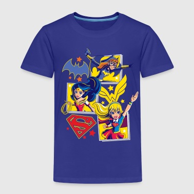 Dc DC Super Hero Girls Batgirl   - Kinder Premium T-Shirt