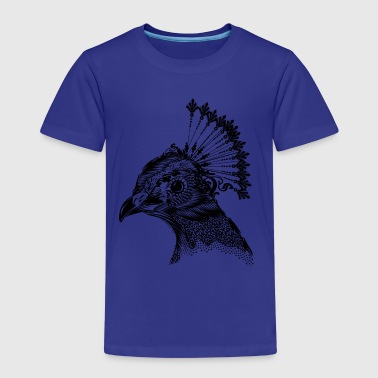 Peacock - Premium T-skjorte for barn