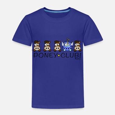 Poney Club Licorne, Poney-Club - T-shirt Premium Enfant