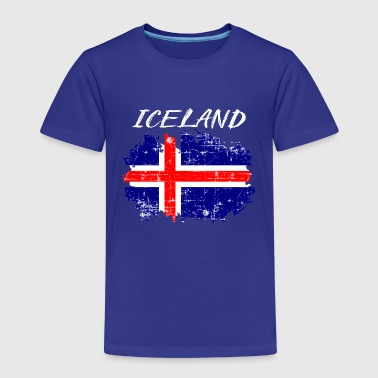 Iceland Football Iceland  - Kids' Premium T-Shirt