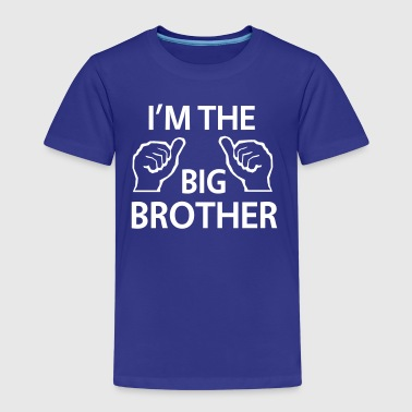 Big Brother I'm the Big Brother - Kids' Premium T-Shirt