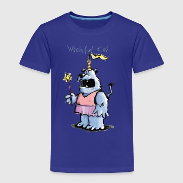 Wishful Cat Barn-T-shirts - Premium-T-shirt barn