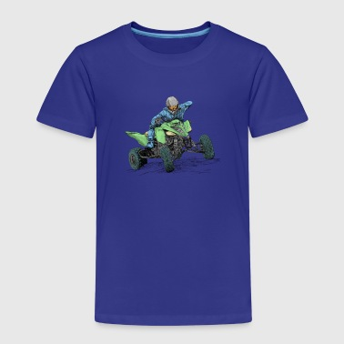quadrocycle - Camiseta premium niño