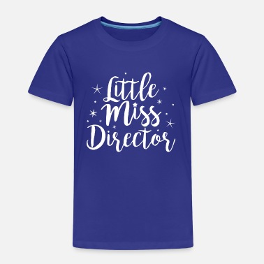 Little Miss Little miss director - Kids' Premium T-Shirt