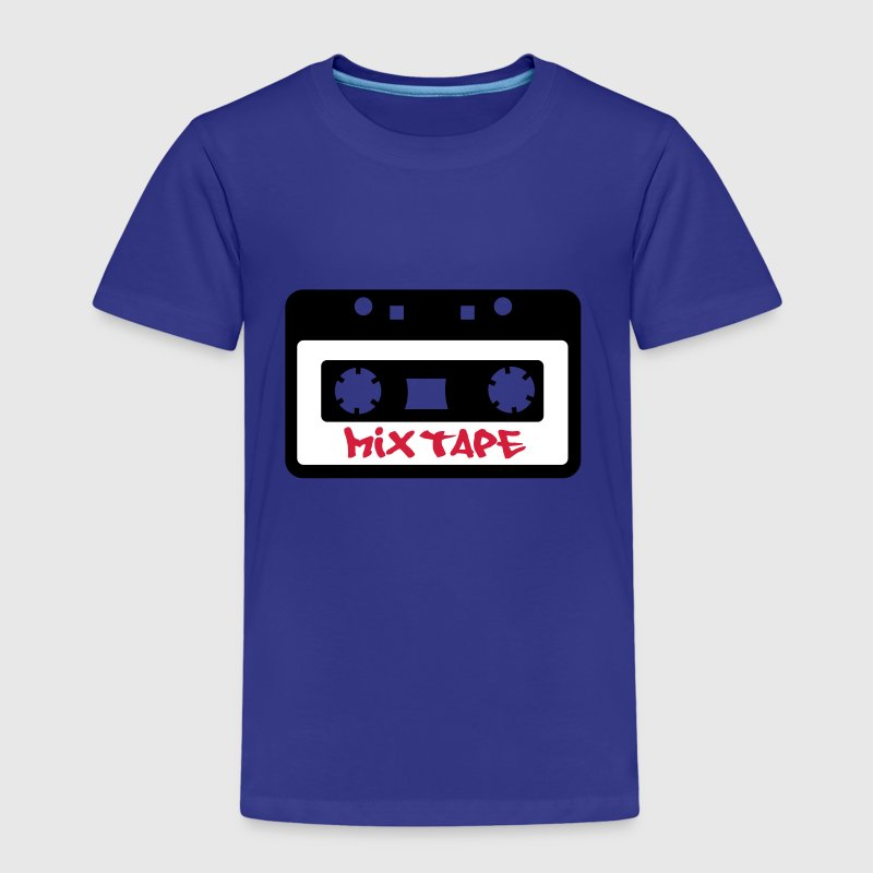 Mixtape, Kassette, Tape - Kinder Premium T-Shirt