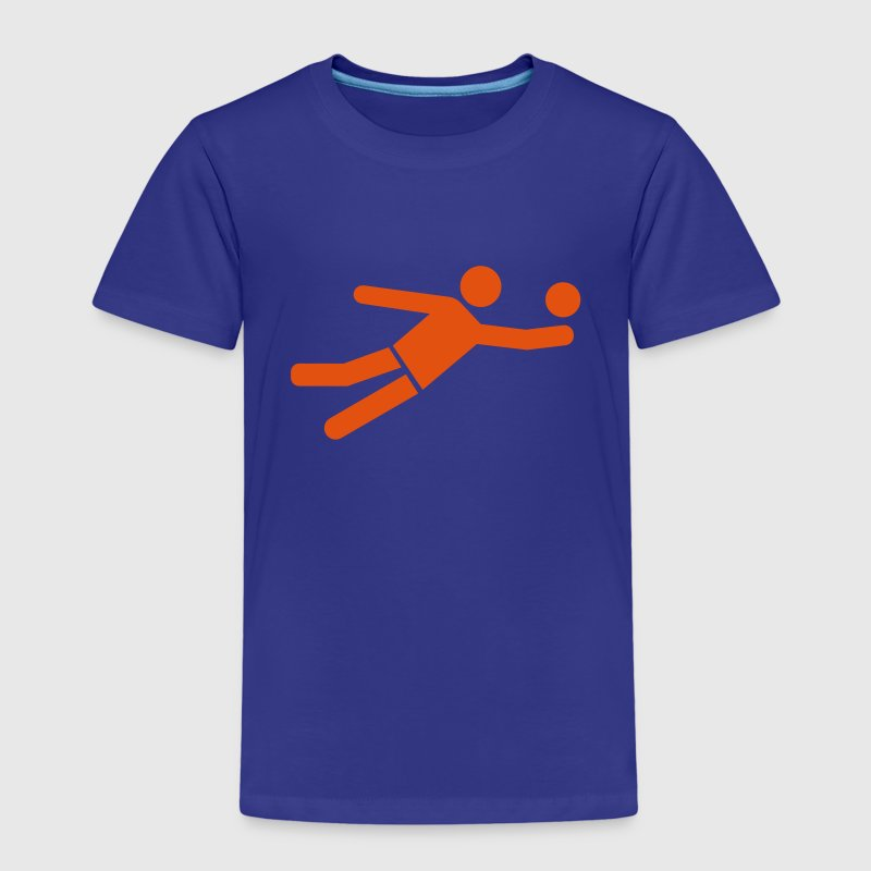 Beachvolleyball - Kinder Premium T-Shirt