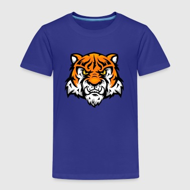 Tiger Comic tiger comic - Kinder Premium T-Shirt