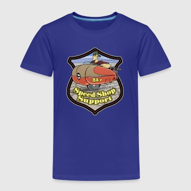 Ecusson speed shop support - T-shirt Premium Enfant
