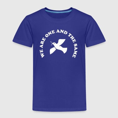 We are one and the same - Kids' Premium T-Shirt