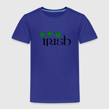 irish - Kinder Premium T-Shirt