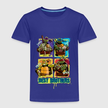 Kids Premium Shirt TURTLES 'Best Brothers' - Camiseta premium niño