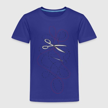 Nice to be a tailor - Kids' Premium T-Shirt