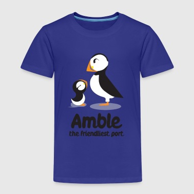 Amble Puffins - Kids' Premium T-Shirt
