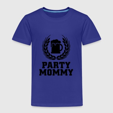 Hot Mommy Party Mommy Long Sleeve Shirts - Kids' Premium T-Shirt