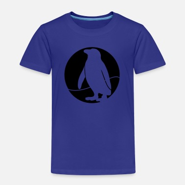 Jackass Wildtiere: der Brillenpinguin - T-shirt Premium Enfant