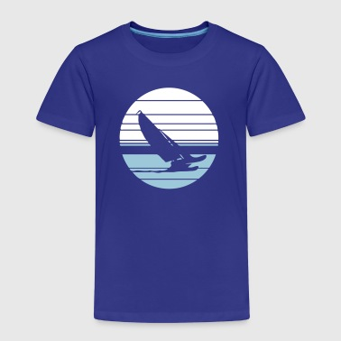 Cat Sailing 2C - Kinder Premium T-Shirt