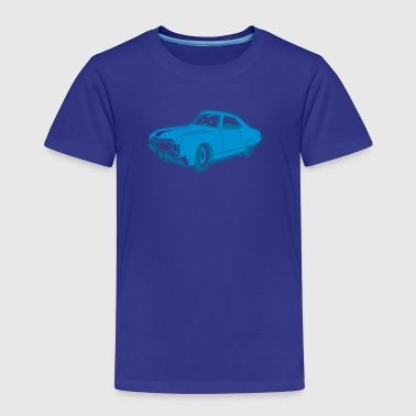 Cars for Kids funky Lowrider - Kids' Premium T-Shirt
