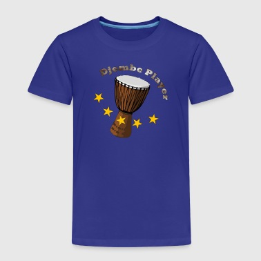 Drum, Afrique, Djembe , Bongo , Percussions, Music - T-shirt Premium Enfant