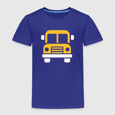 Bus - Kinder Premium T-Shirt
