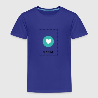 I Love New York - Kids' Premium T-Shirt