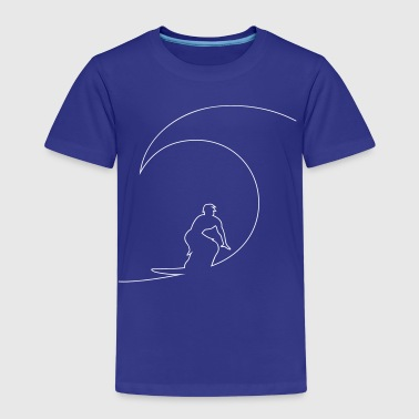 Surf - T-shirt Premium Enfant