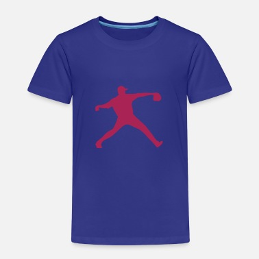 Pitcher baseball pitcher - Kids' Premium T-Shirt