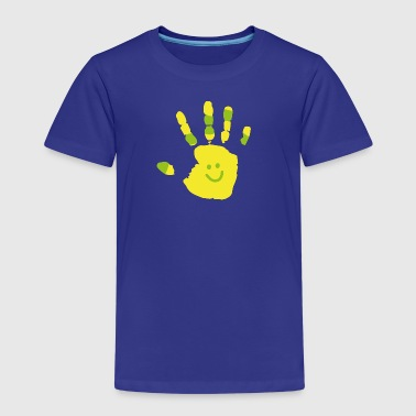 Kinderhand (Smile) - Kinder Premium T-Shirt