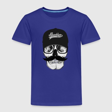 Skull Brooklyn - T-shirt Premium Enfant