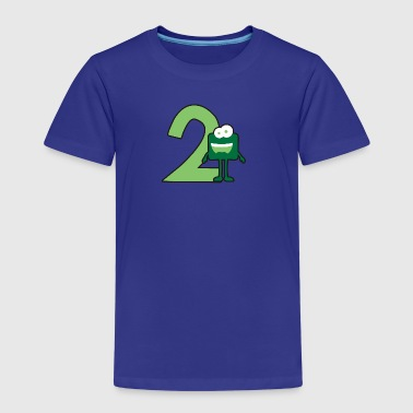 monster_2_dd - Premium-T-shirt barn