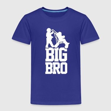 Big Bro - Premium T-skjorte for barn
