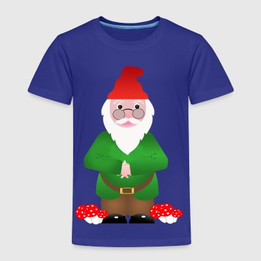 gnome - Kids' Premium T-Shirt