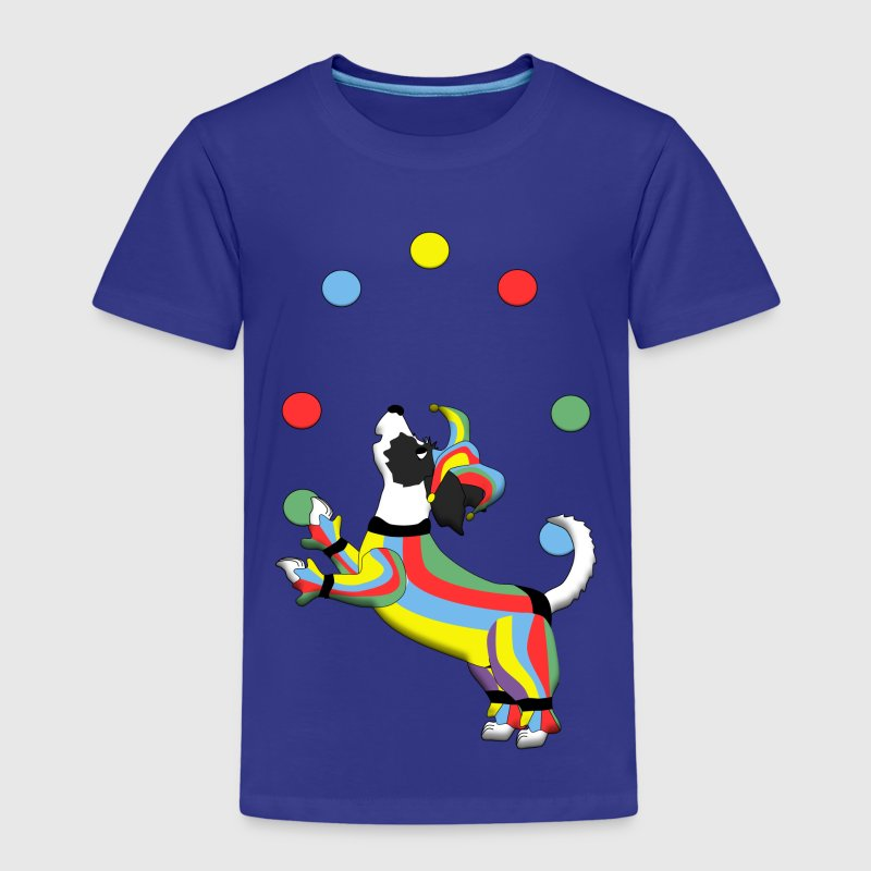Joker dog - Kids' Premium T-Shirt