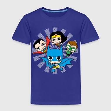 Dc DC Comics Originals  Chibis - Kinder Premium T-Shirt