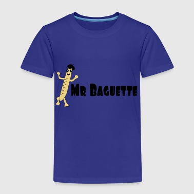 Mr baguette - Kinder Premium T-Shirt