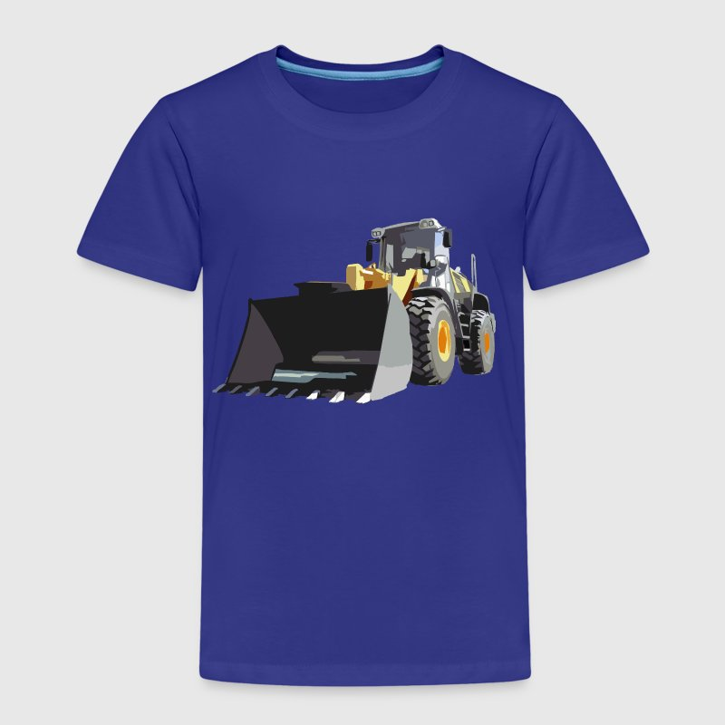 wheel loader - Kids' Premium T-Shirt
