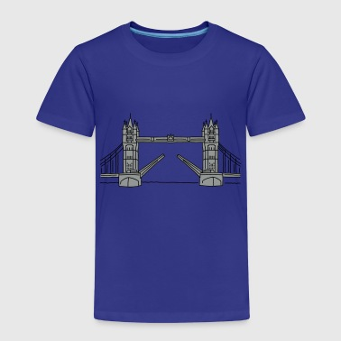 Londres Tower Bridge 2 - T-shirt Premium Enfant